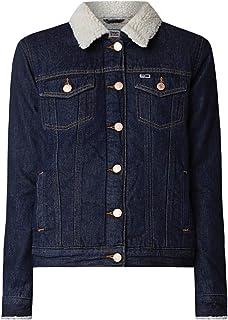 : Veste en jean Tommy Hilfiger Femme : Vêtements