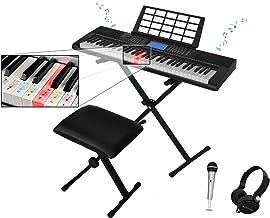 Technical Pro 61 Keys Electric Piano Learning Keyboard Bundl