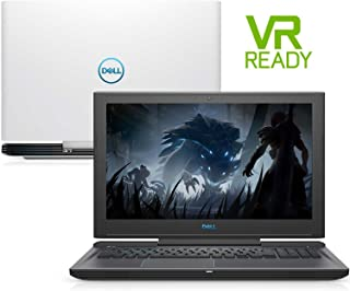 "Notebook Gamer Dell G7-7588-U40B 8ª Ger. Intel Core i7 16GB 1TB + 256GB SSD Placa Vídeo Nvidia GTX 1060 6GB 15.6"" FullHD Linux"
