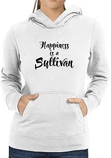 Eddany Happiness is a Sullivan Women Hoodie