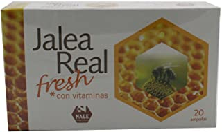 JALEA REAL FRESH VITAMINAS 20 AMPOLLAS