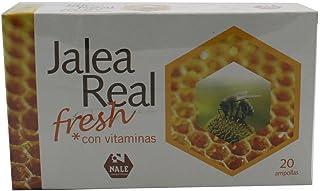 JALEA REAL FRESH VITAMINAS 20 AMPOLLAS