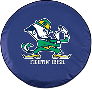 Holland Bar Stool Co. 29 3/4 x 8 Notre Dame (Leprechaun) Tire Cover by The