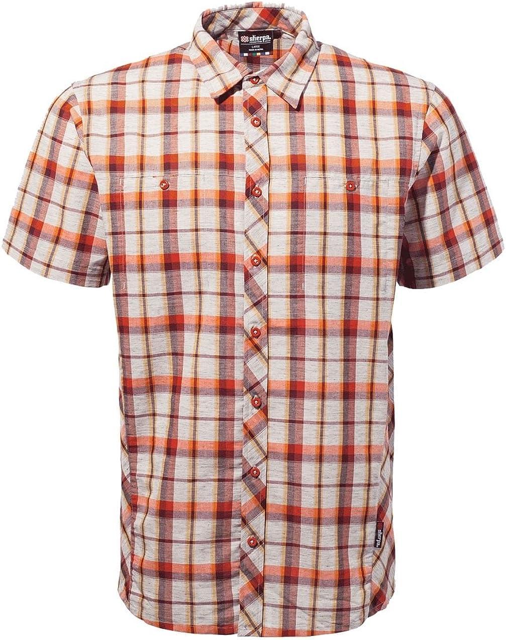 SHERPA ADVENTURE GEAR Mens Gandaki Shirt