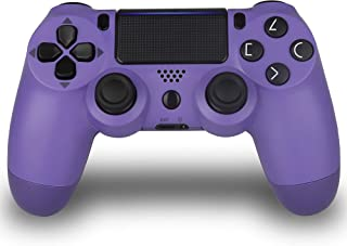 Wireless Controller for PS4 - TATECH PS4 Gamepad Remote Control for Playstation 4 Joystick,3rd-Party Works(Electric Purple...