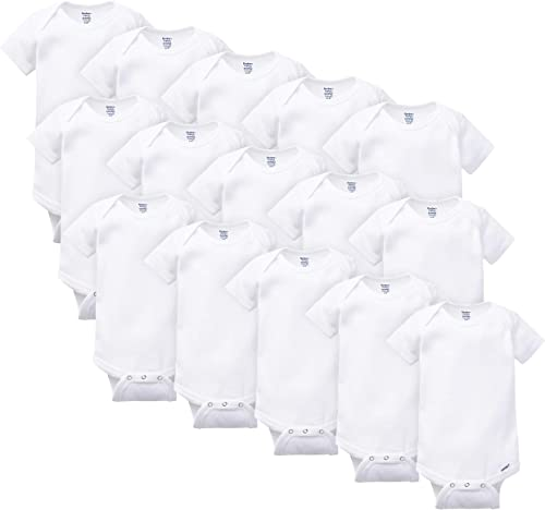 Gerber Baby 15 Piece Onesies Bodysuit Multi Pack