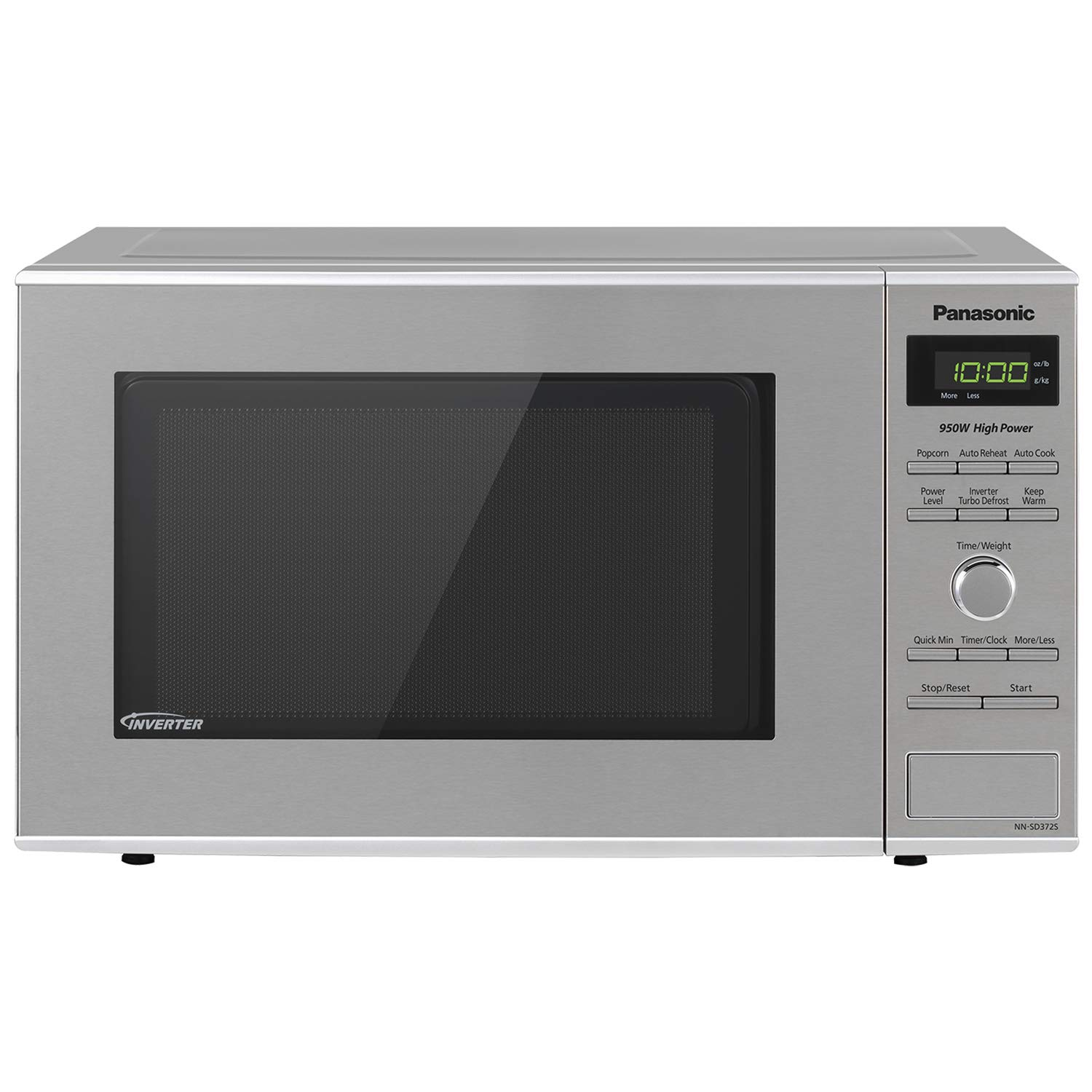 Panasonic Microwave NN SD372S Countertop Technology