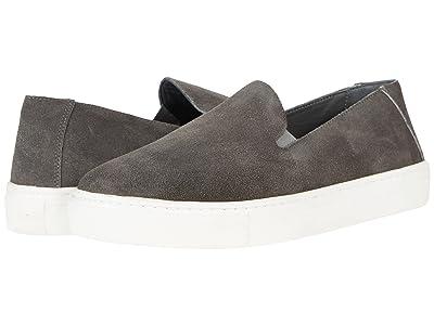 Massimo Matteo Suede Slip-On Sneaker