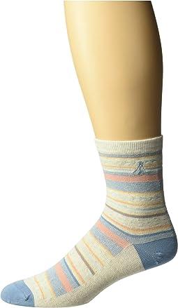 Dobby Stripe Anklet