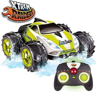 comprar comparacion Xtrem Raiders- Aqua Ranger radiocontrol RC para niños, Coche teledirigido Anfibio, 360 Grados. (XT180735)