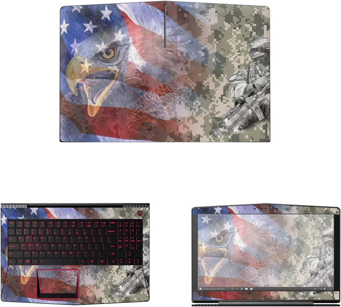 Decalrus - Protective Decal Skin Lenovo Legion Finally popular brand Y52 for Safety and trust Sticker
