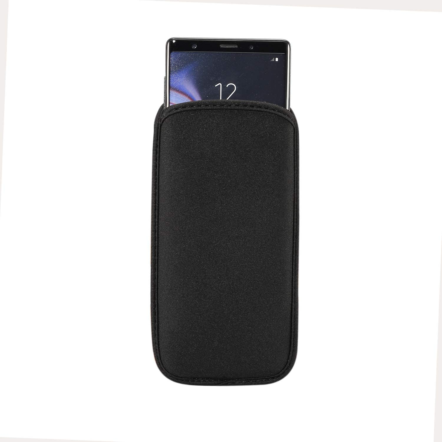 for Samsung S21,Note20,Note20 5G,Note20 Ultra,S10Lite,Note10Lite,Note10+,s20+,A71 5G Phone Bag, Universal Neoprene Shockproof Pouch Sleeve Case for iPhone 11 Pro Max,XS Max,6s Plus