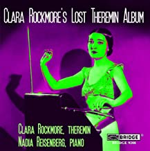Lost Theremin Album