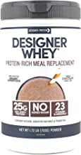 Best designer whey protein meal replacement Reviews