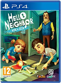 HELLO NEIGHBOR HIDE AND SEEK PlayStation 4 by TINY BUILD GAMES