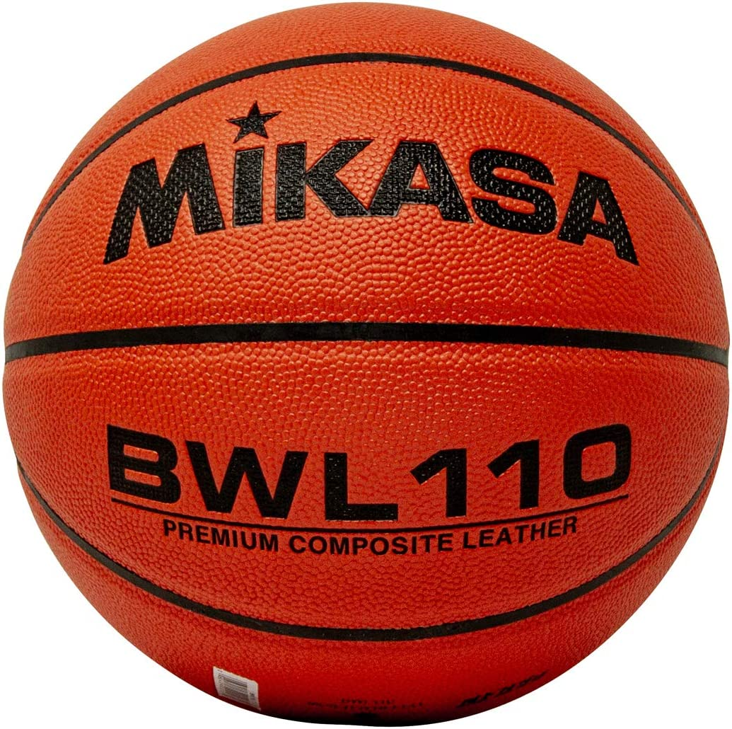 Mikasa New Orleans Mall BWL110 Competition shopping Basketball Official Size Orange