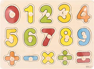 Canoe 0 to 9 Number Puzzle - MWZ-703