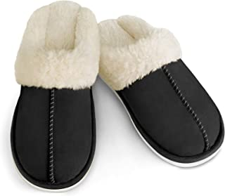 Best non fuzzy slippers Reviews