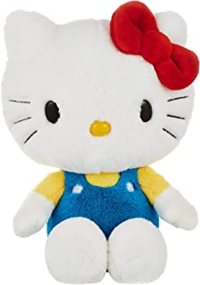 Mattel Sanrio Hello Kitty and Friends Evergreen Plush Doll (8-in / 20.32-cm), So Cuddly, Great Gift for Kids Ages 3Y+
