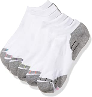 Women's 6-Pack Sport Cool Comfort Moisture Wicking No Show Socks