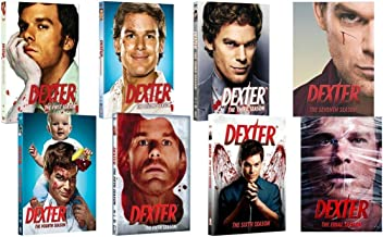Dexter - The Complete Series Collection: Season 1-8
