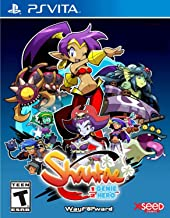 $59 » Shantae: Half-Genie Hero PS Vita