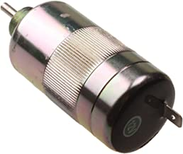 Friday Part Fuel Run Solenoid 185206083 SBA185206083 for Perkins New Holland With 1 Year Warranty