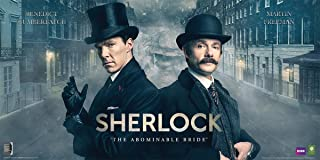 Culturenik Sherlock Holmes The Abominable Bride British Crime Drama TV Television Show Print (Unframed 12x24 Poster)