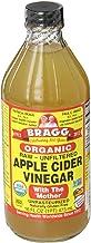 Bragg, オーガニック アップル サイダー(Apple Cider Vinegar) 473 ml (1個) [並行輸入品]