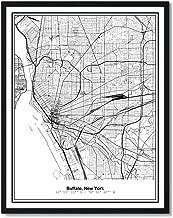 Best city of buffalo street map Reviews