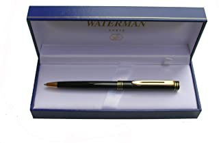 Waterman Exclusive Lacquer Black Ballpoint Pen