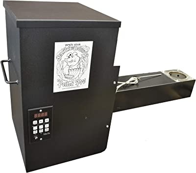 """Pellet Pro Patriot 18"""" Pellet Grill Hopper Assembly- Made in The U.S.A- PID Controller"""