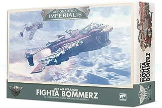 Warhammer 40,000: AI: Ork Air Waaagh! Fighta Bommerz