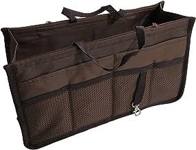 Organisieren - Tasche - Aufbewahrungstasche Innen fur Handtache Reisetasche - Farbe : Lila