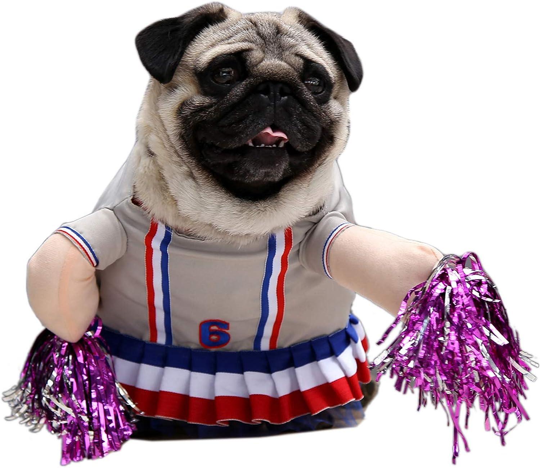 Alfie Pet Haiden Cheerleader Costume Dimensione: Media