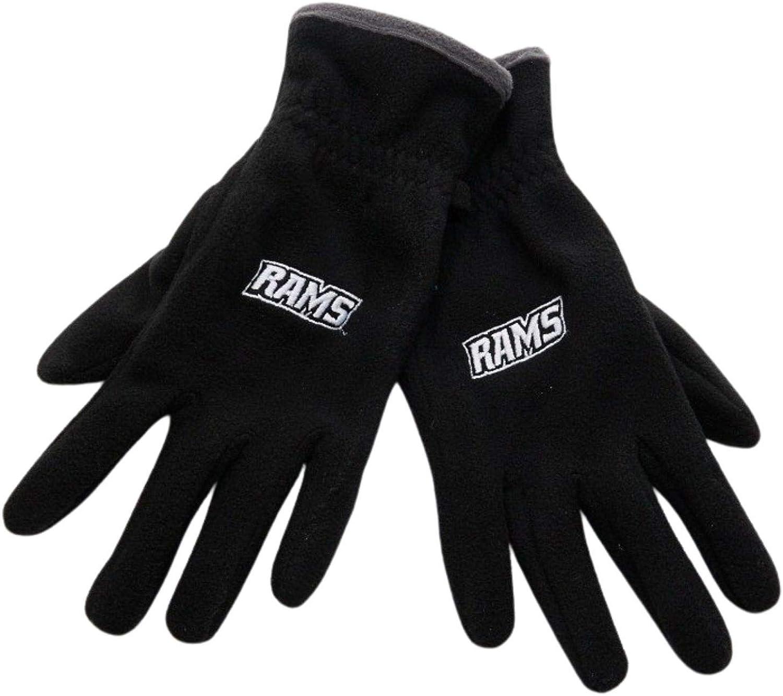 VCU Rams Black Gloves