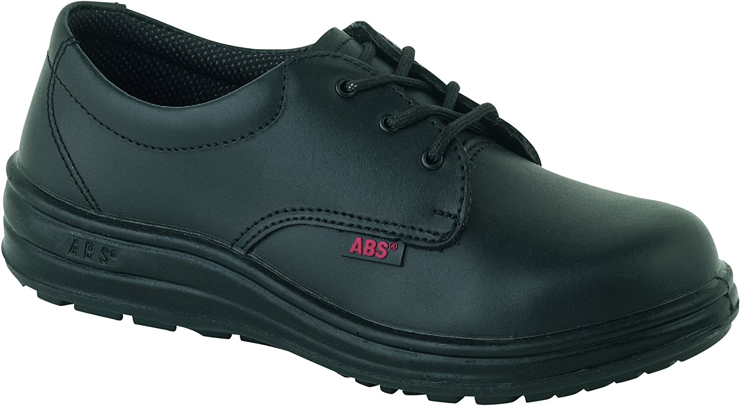 A.B.S by Allen Schwartz Men's ABS 121p Safety shoes US Size 10 Black