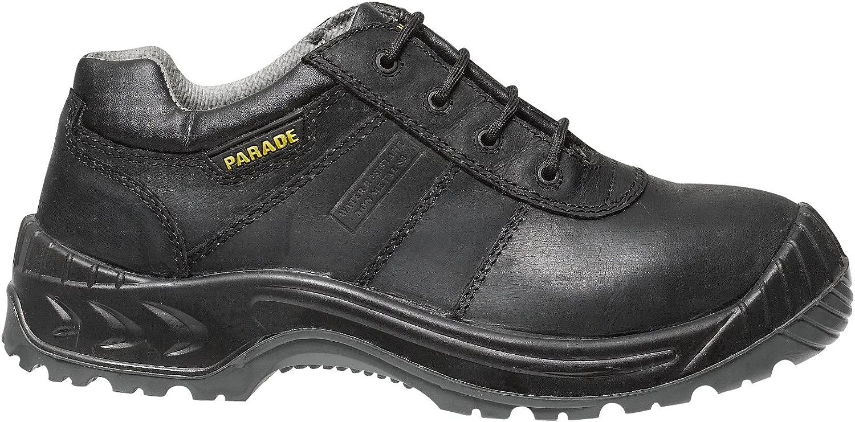 PARADE 07nikola2844Schuh-Sicherheit Bass Schwarz, schwarz, schwarz, 07NIKOLA28 44 PT45  bis zu 80% sparen