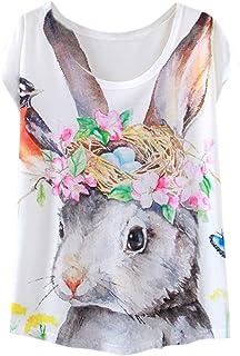 Amazon.fr : t shirt animaux femme