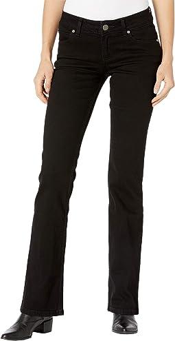 Retro Mae Mid-Rise Bootcut Jeans