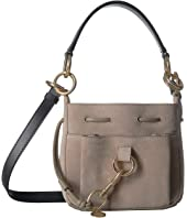 See by Chloe - Small Drawstring Leather Crossbody Bag