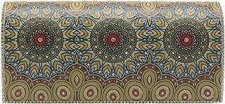 Wiwsi Women Fashion Floral Pattern Envelope Clutches Vintage Party Handbag Purses
