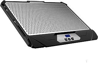 KLIM Swift ノートパソコン 冷却パッド 回転速度を調整できる ノートPC 冷却ファン 冷却台 ノートPC クーラー USB接続 11~16インチ