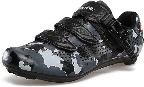 Santic Chaussures de Cyclisme pour Homme Homme Chaussures de vélo de Route Chaussures de vélo de Route  avec 100% de qualité et 100% de service
