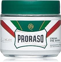 proraso pre shave ingredients