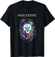 Lion T shirt for International Lions Clubs Member