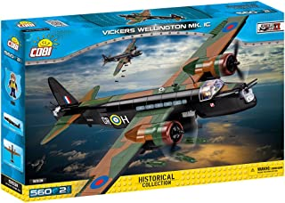 COBI Small Army - Historical Collection - Vickers Wellington Mk. 1C Plane Building Kit