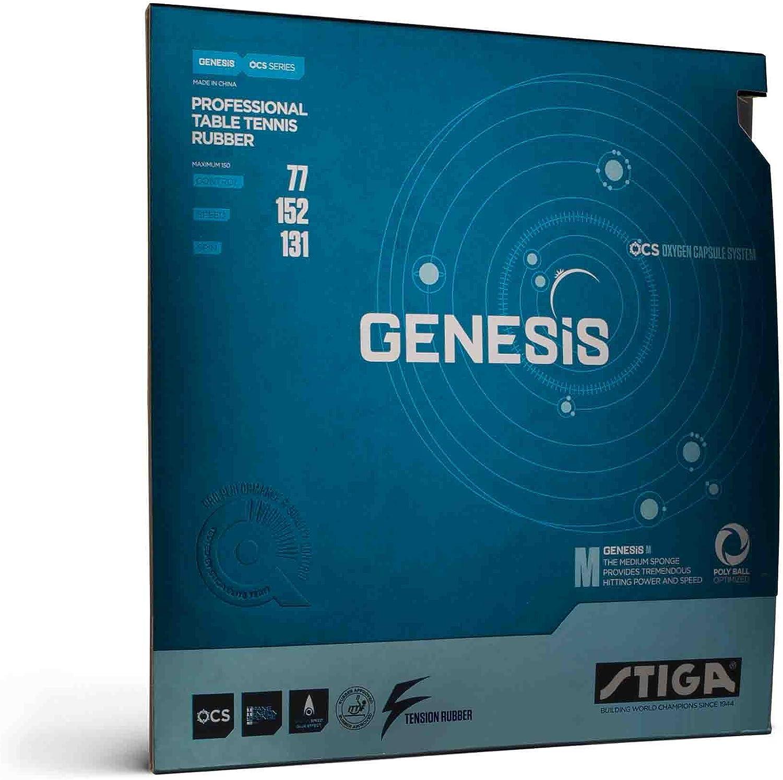 STIGA Genesis M Overseas parallel import regular Very popular item Airoc