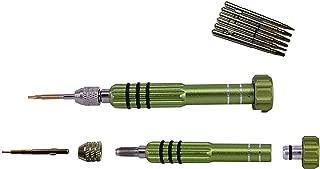 Dogxiong 6in1 Y000 Triwing Torx T5 T6 Phillips Slot Type 0.6 Y Shape,0.8 Pentalobe 5 Point Star Repair Kit Screwdriver kit Tools kit For iphone X 8 Plus 7 Plus 6S XS Max XR Samsung LG Motorola