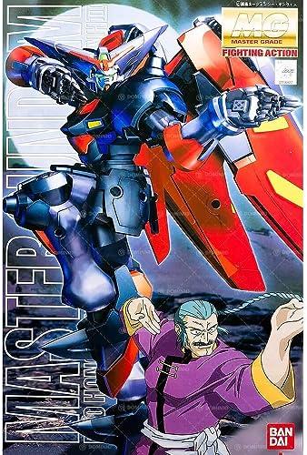GF13-001NHII Master Gundam GUNPLA MG Master Größe 1 100